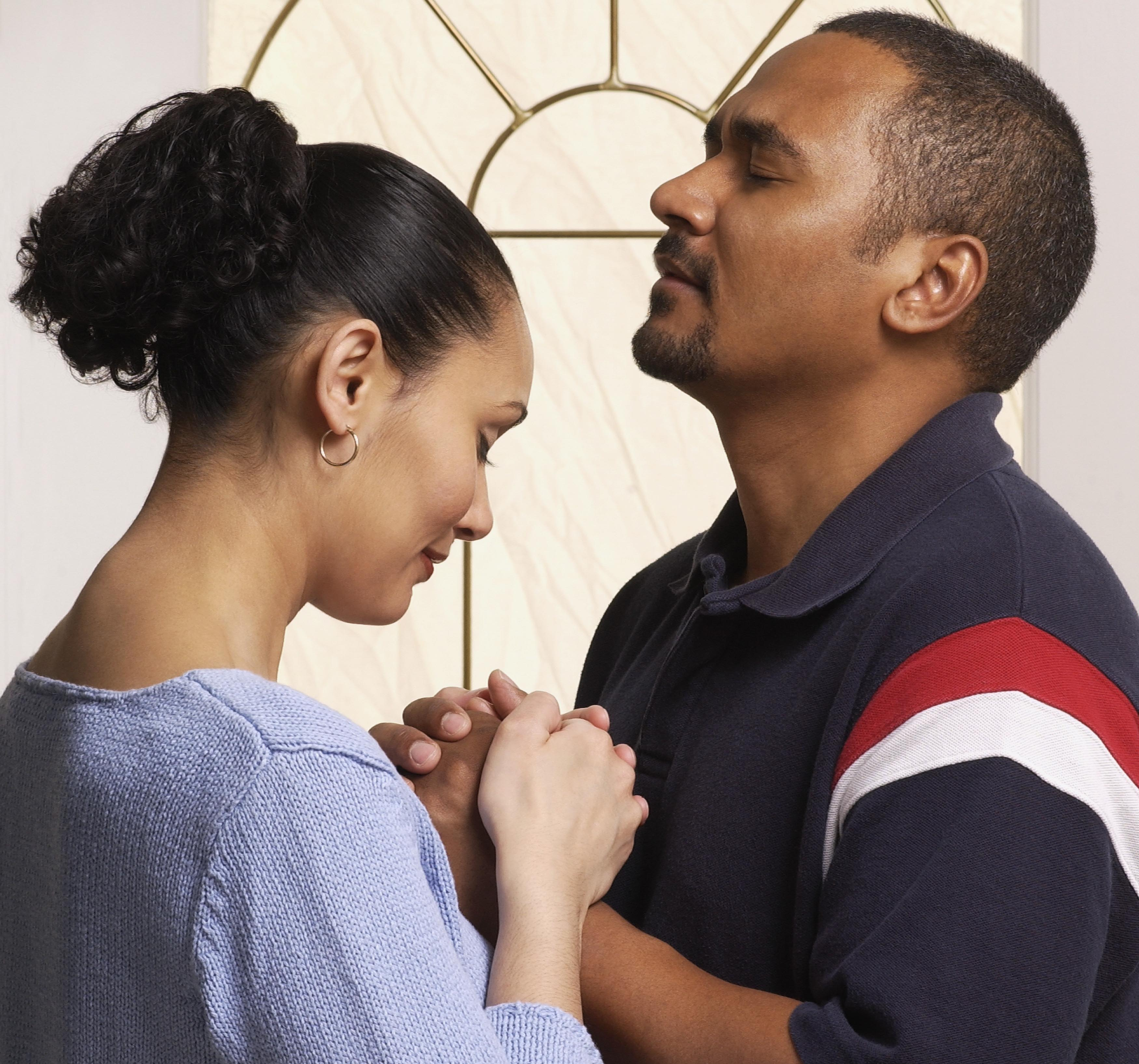 Why dating and praying together is not such a good idea